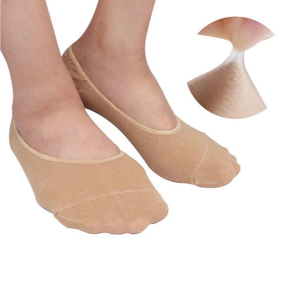 footinsole 앞꿈치 뒤꿈치 각질관리 보습 덧신 상품이미지