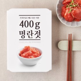 정성)명란젓 400G