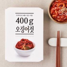 정성)오징어젓 400G