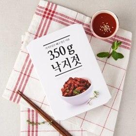 정성)낙지젓 350G
