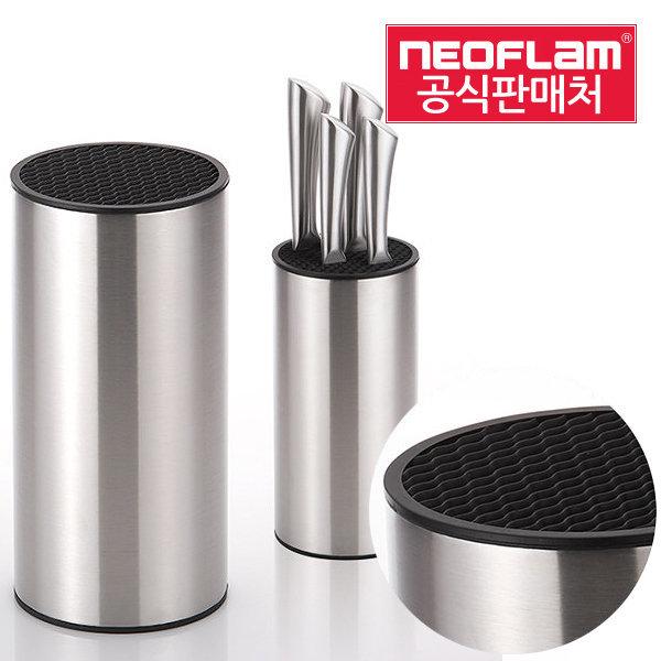 네오플램 항균 스텐 칼블럭 칼꽂이 칼집 주방칼 상품이미지