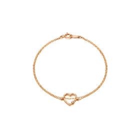 LWB19021G/Heart/When/I/Love/14K/Bracelet