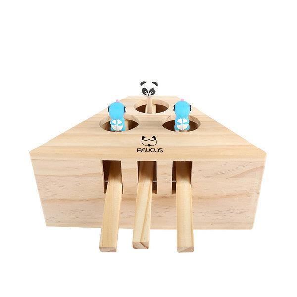 3구 고양이 두더지잡기 장난감 박스 캣펀치 냥냥펀치 상품이미지