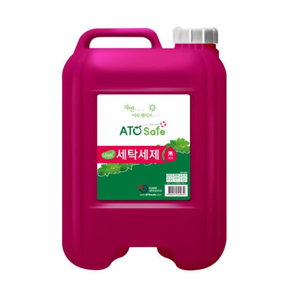 아토세이프 대용량 세탁세제 (13L 1개)/중성세제 상품이미지