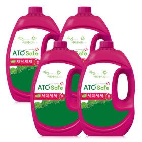 세탁세제 중성 액체 드럼/일반겸용 2.5 X 4개 + 증정