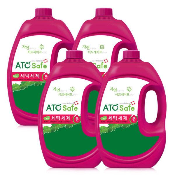 아토세이프 세탁세제 (2.5L 4개)/아토세이프세제 상품이미지