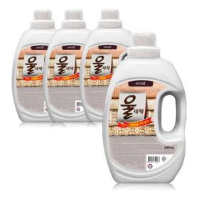 아토세이프 울전용 세탁세제 (2L 4개)/중성
