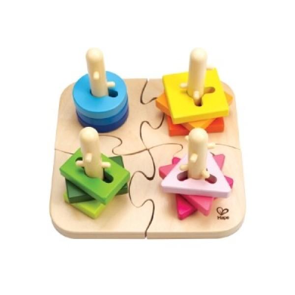 하페 울퉁불퉁 고리와 퍼즐 상품이미지