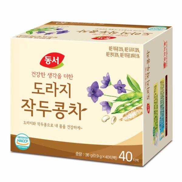 (묶음할인)동서식품_도라지작두콩차_40T 36G 상품이미지
