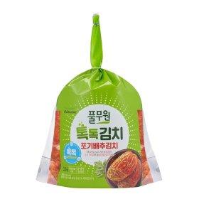 (1+1)풀무원_톡톡_포기김치_3.3kg