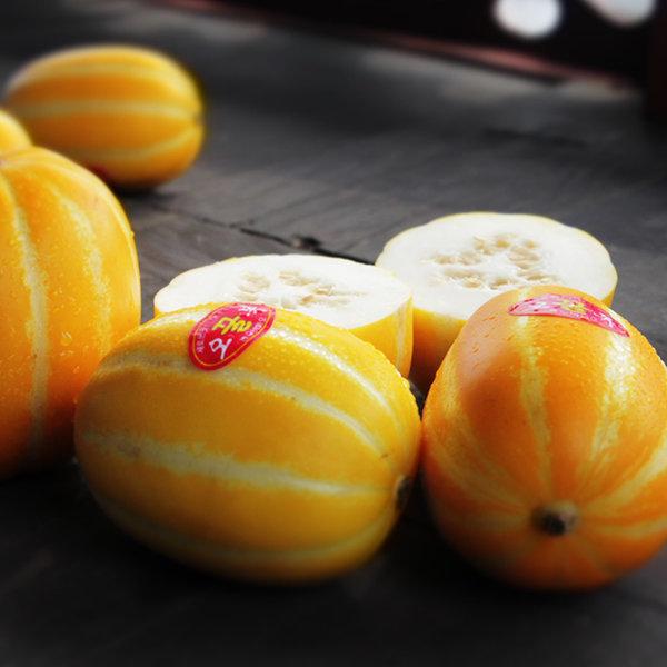 성주 꿀 참외 5kg이내 (크기랜덤)가정용/쿠폰가 13740 상품이미지