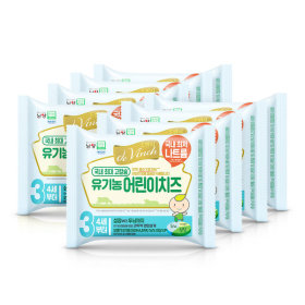 드빈치 아기치즈 3단계 40매+증정36매(총76매)