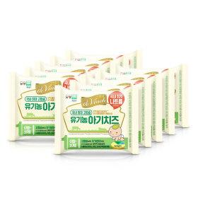 드빈치 아기치즈 1단계 60매+증정54매(총114매)