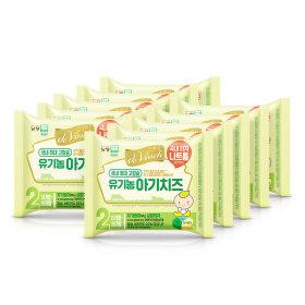 드빈치 아기치즈 2단계 60매+증정54매(총114매)