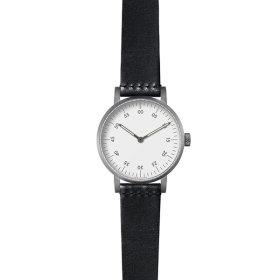 80a9d95ac12 피오에스 보이드 남녀공용 손목시계 VID020064