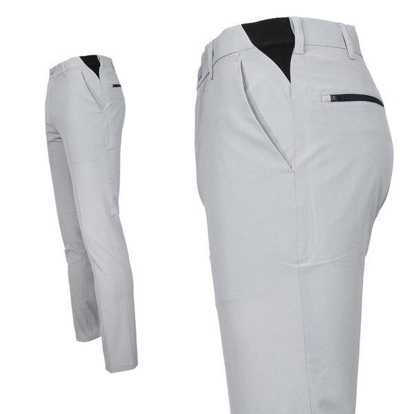 벤트배색 남자 얇은 여름 골프바지 골프복바지 골프복 상품이미지
