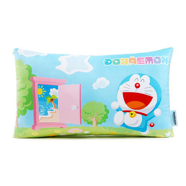 도라에몽 애착 인형 캐릭터 베개 사각 쿠션 2번 상품이미지