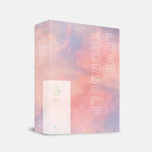 BTS - LOVE YOURSELF SEOUL DVD 미개봉 새제품 상품이미지