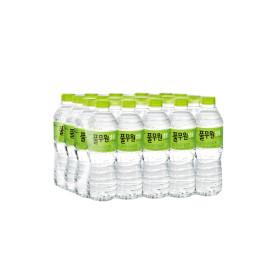 본사공식 풀무원 샘물 생수 500mlx40팩 무료배송