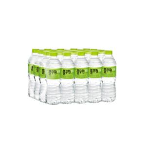 [풀무원]본사공식 풀무원 샘물 생수 500mlx40팩 무료배송