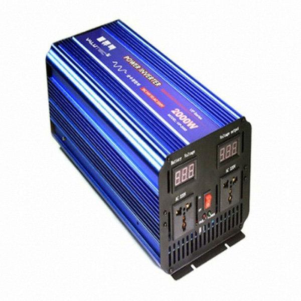 벨류텍 인버터 VIP-2000W 대용량 순수정현파24V 상품이미지