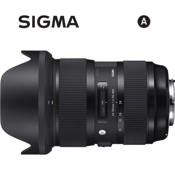 A 24-35mm F2 DG HSM (니콘 마운트) 상품이미지
