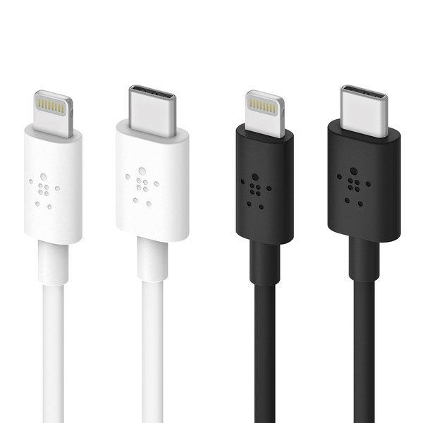 USB C to 라이트닝 고속 충전 케이블 1.2M F8J239bt 상품이미지