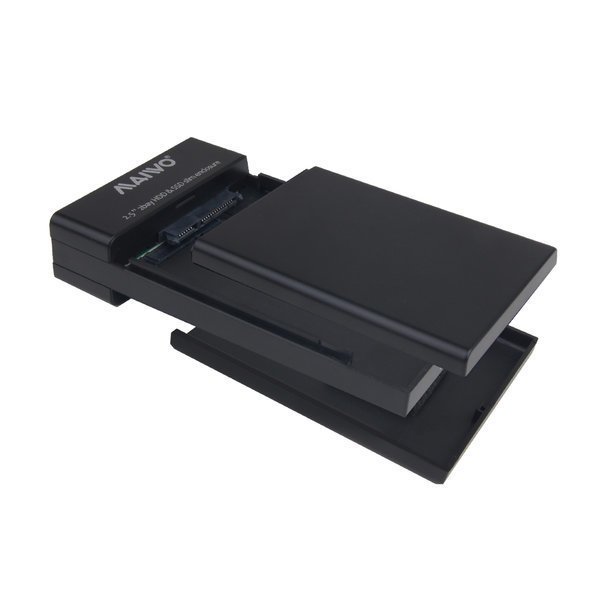 리뷰안 UX770 2.5인치 SSD 하드 듀얼 외장하드케이스 상품이미지