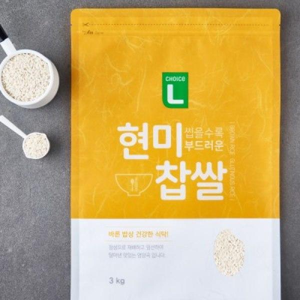 현미찹쌀 (3KG/봉) 상품이미지
