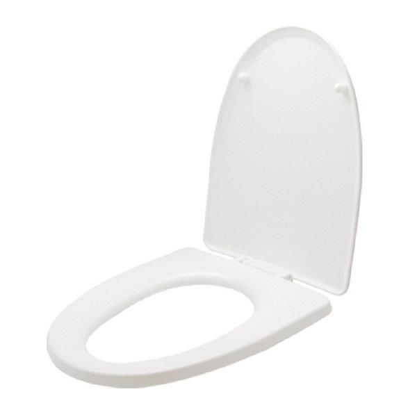 SM 양변기용시트 D형 특대형 / 변기뚜껑 변기커버 상품이미지