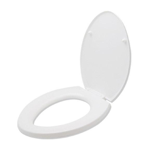 SM 양변기용시트 O형 중형 / 변기뚜껑 변기커버 상품이미지