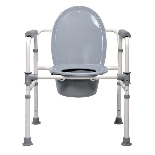 환자용 접이식 좌변기 DS-115/목욕의자 겸용 상품이미지