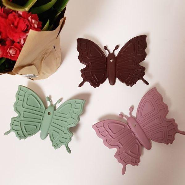 실리콘 나비 냄비 손잡이 장갑 상품이미지