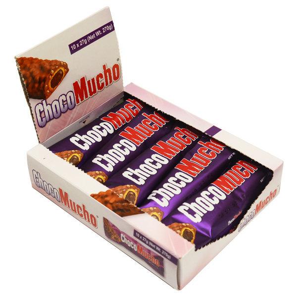 초코무초 초콜릿바 270g (27g x 10개입) /초코바/간식 상품이미지