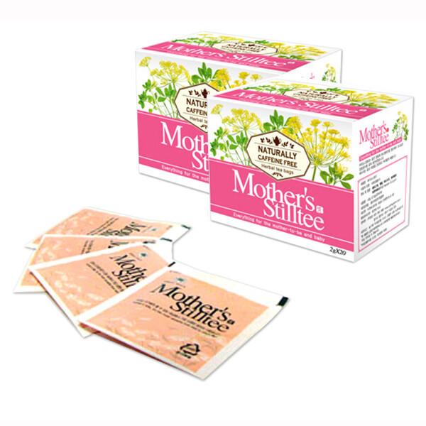 마더스스틸티(2gx20티백)x2개/모유수유 산모용차/허브 상품이미지