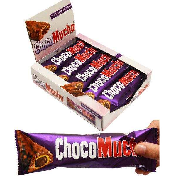 초코무초 초콜릿바 (한박스 10개입) /수입과자/초코바 상품이미지