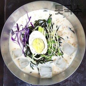 해조미 저칼로리 톳국수 5팩 + 콩가루 5팩  하이푸드