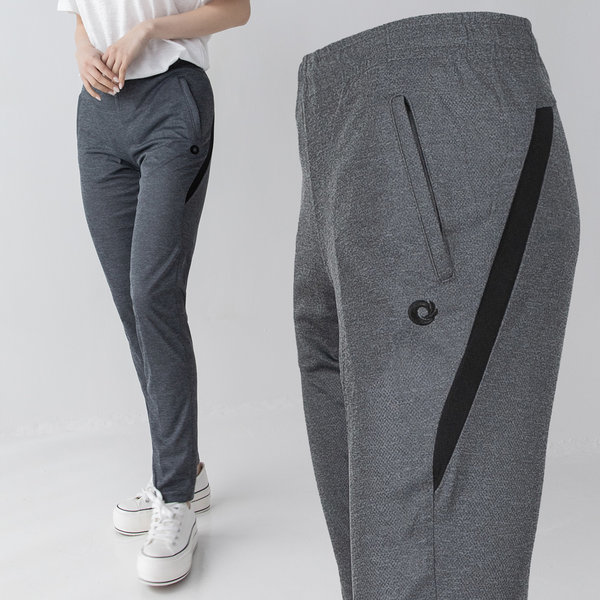 소프트쿨 얇은소재 여자 밴딩팬츠 등산바지 작업복 상품이미지