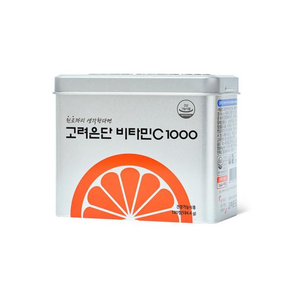 고려은단 비타민C 1000 180정 건강기능식품 상품이미지