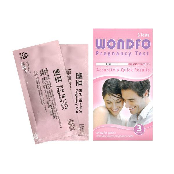 원포 임신 테스트기 테스터기 임신진단 3개입 x 20박스 상품이미지