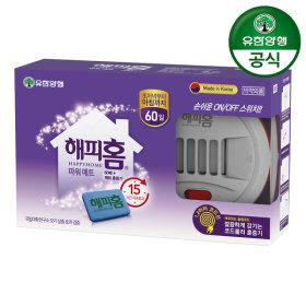 해피홈 파워매트 훈증기+리필 60매