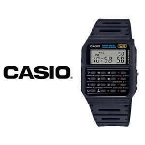 [카시오]CA53W1Z 데이터뱅크 계산기시계 우레탄밴드 CA-53W-1Z