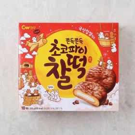 청우식품_청우 초코파이찰떡_215G