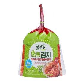 풀무원_톡톡_전라도식_포기_3.2kg