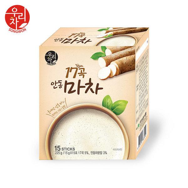 송원 17곡 안동마차 15스틱 (분말차) 상품이미지
