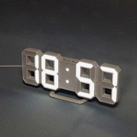 LED벽시계/무소음/알람/명품/노몬시계/벽걸이/무선
