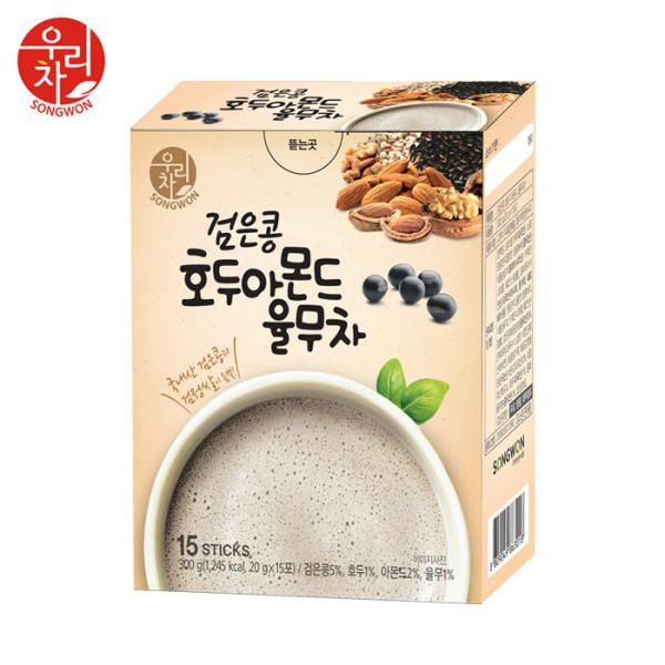 송원 17곡 검은콩차 15스틱 (분말차) 상품이미지