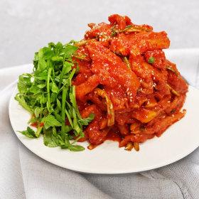 새콤달콤 감칠맛 삭힌 홍어무침 : 1kg (3인분)