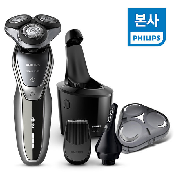 PHILIPS 전기면도기 5000시리즈 S5941/27+스마트클린 상품이미지