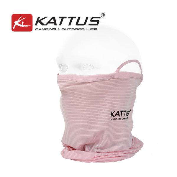 쿨마스크 귀걸이형 자외선차단 피부 보호 색상-핑크 상품이미지